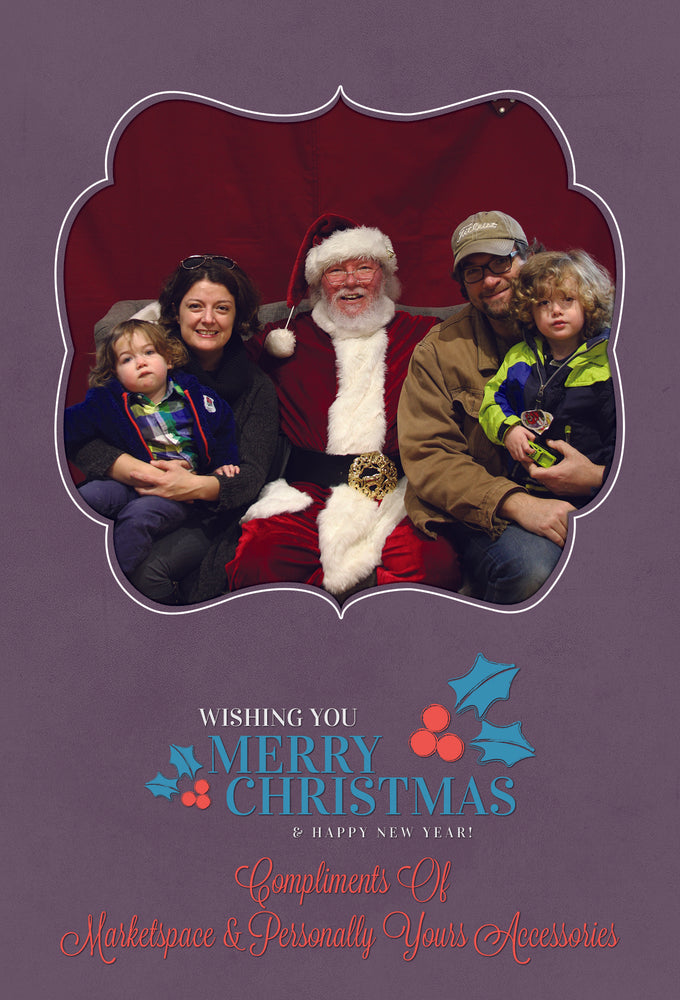 Digital Download of Photo IMG_9060 with Santa from Westfield, , Personally Yours Accessories