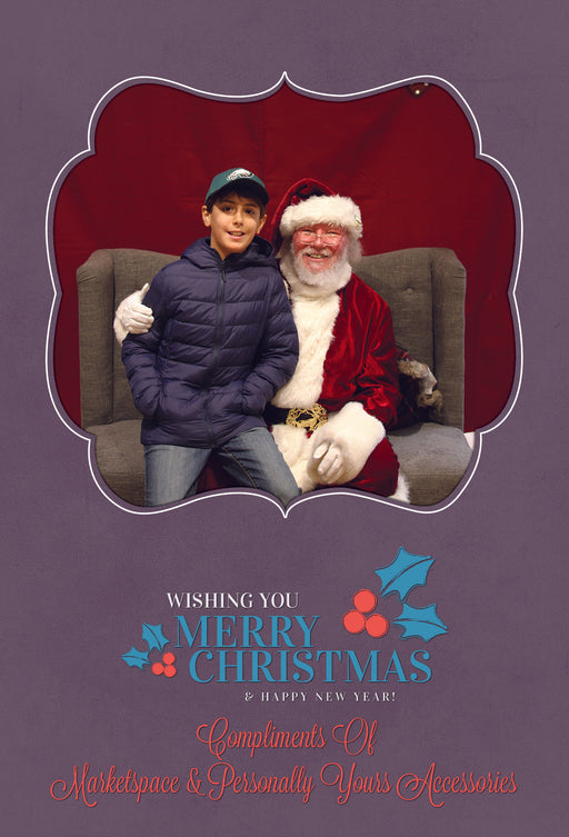 Digital Download of Photo IMG_9063 with Santa from Westfield, , Personally Yours Accessories