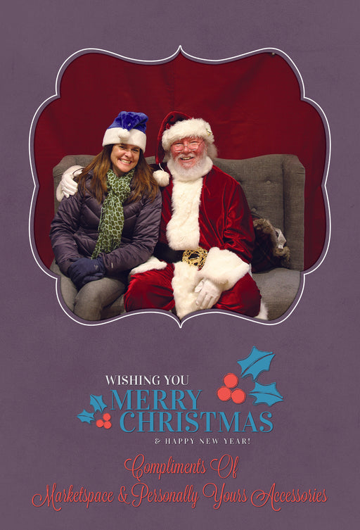 Digital Download of Photo IMG_9064 with Santa from Westfield, , Personally Yours Accessories