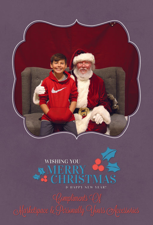 Digital Download of Photo IMG_9065 with Santa from Westfield, , Personally Yours Accessories