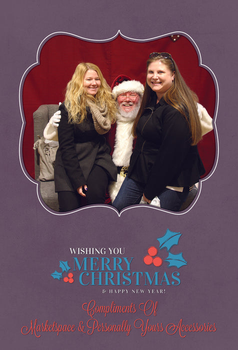 Digital Download of Photo IMG_9066 with Santa from Westfield, , Personally Yours Accessories
