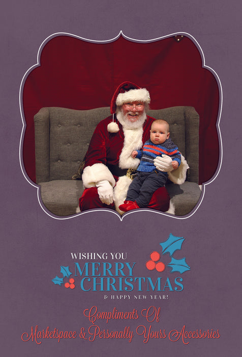 Digital Download of Photo IMG_9068 with Santa from Westfield, , Personally Yours Accessories
