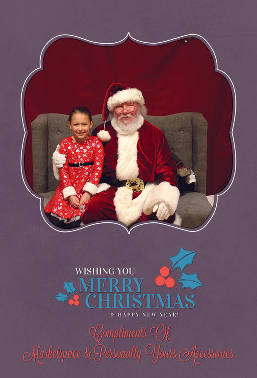 Digital Download of Photo IMG_9070 with Santa from Westfield, , Personally Yours Accessories