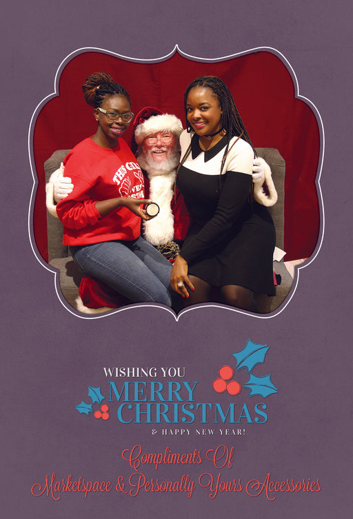 Digital Download of Photo IMG_9072 with Santa from Westfield, , Personally Yours Accessories