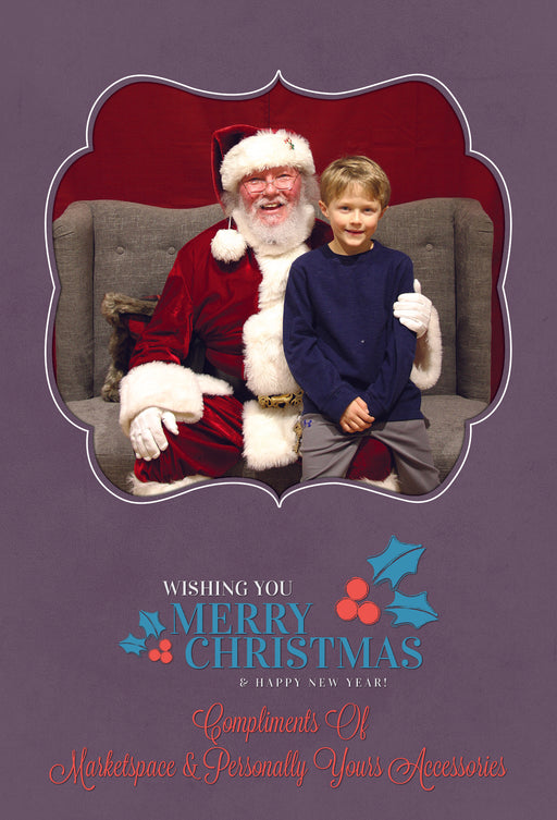 Digital Download of Photo IMG_9086 with Santa from Westfield, , Personally Yours Accessories