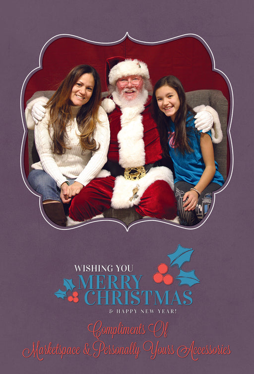 Digital Download of Photo IMG_9087 with Santa from Westfield, , Personally Yours Accessories