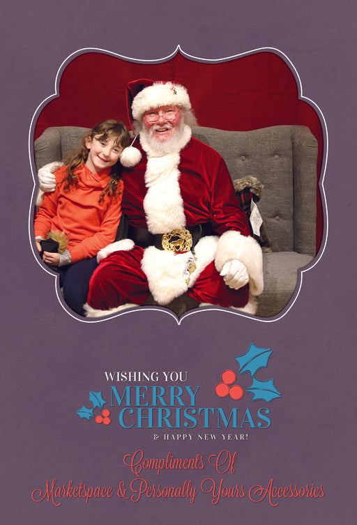 Digital Download of Photo IMG_9088 with Santa from Westfield, , Personally Yours Accessories