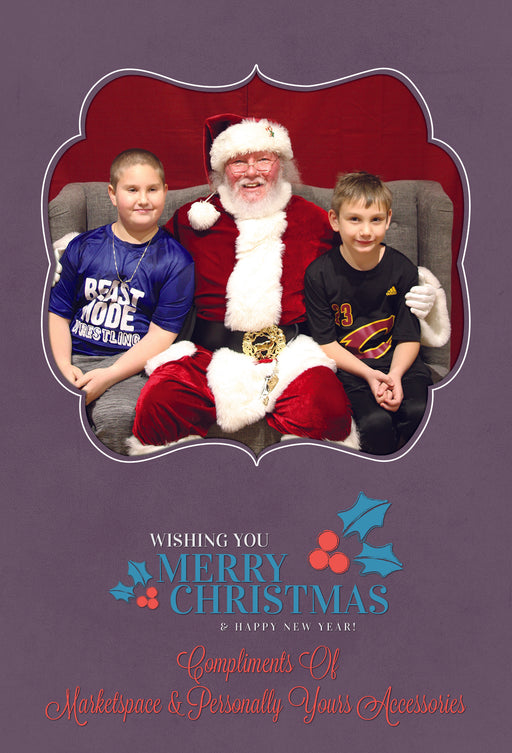 Digital Download of Photo IMG_9089 with Santa from Westfield, , Personally Yours Accessories