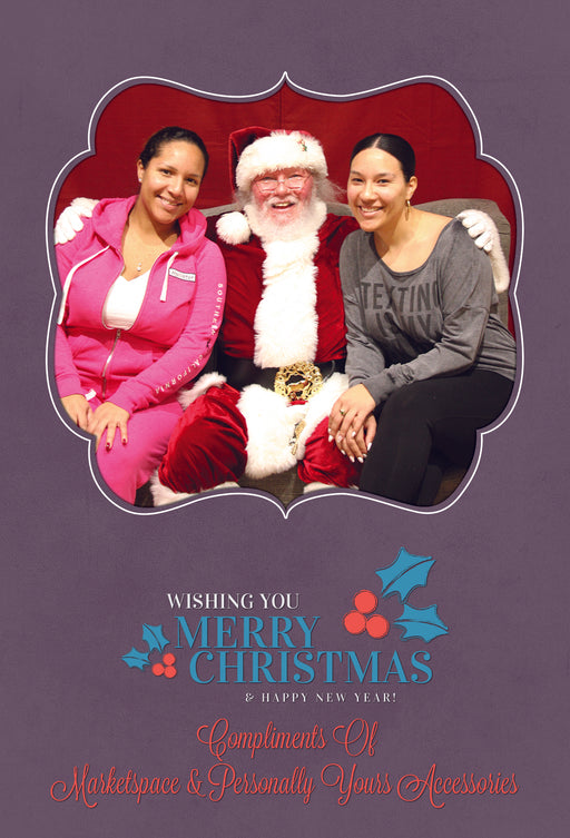 Digital Download of Photo IMG_9091 with Santa from Westfield, , Personally Yours Accessories