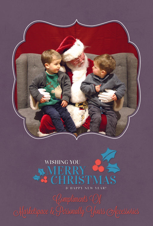 Digital Download of Photo IMG_9092 with Santa from Westfield, , Personally Yours Accessories