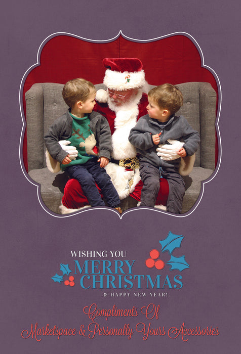 Digital Download of Photo IMG_9093 with Santa from Westfield, , Personally Yours Accessories