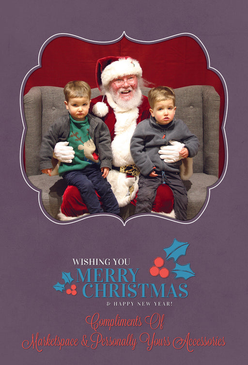 Digital Download of Photo IMG_9095 with Santa from Westfield, , Personally Yours Accessories