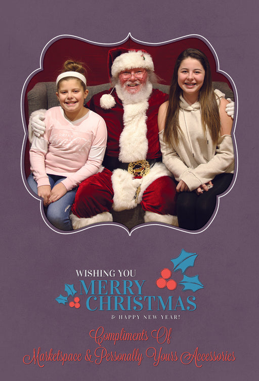 Digital Download of Photo IMG_9096 with Santa from Westfield, , Personally Yours Accessories
