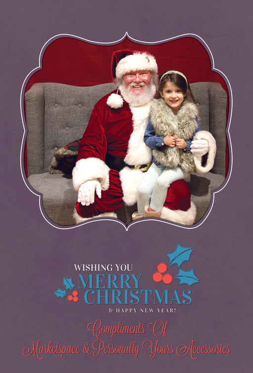 Digital Download of Photo IMG_9098 with Santa from Westfield, , Personally Yours Accessories