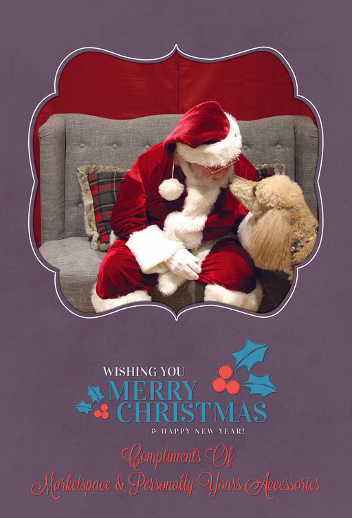 Digital Download of Photo IMG_9110 with Santa from Westfield, , Personally Yours Accessories