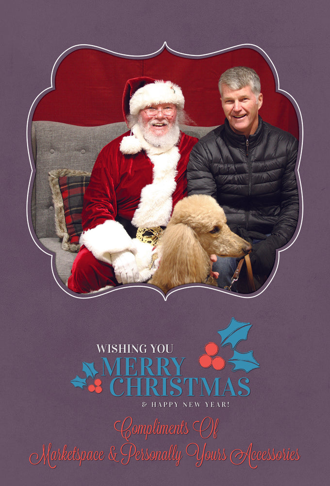 Digital Download of Photo IMG_9113 with Santa from Westfield, , Personally Yours Accessories