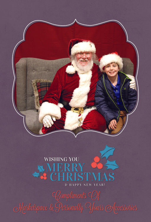 Digital Download of Photo IMG_9114 with Santa from Westfield, , Personally Yours Accessories