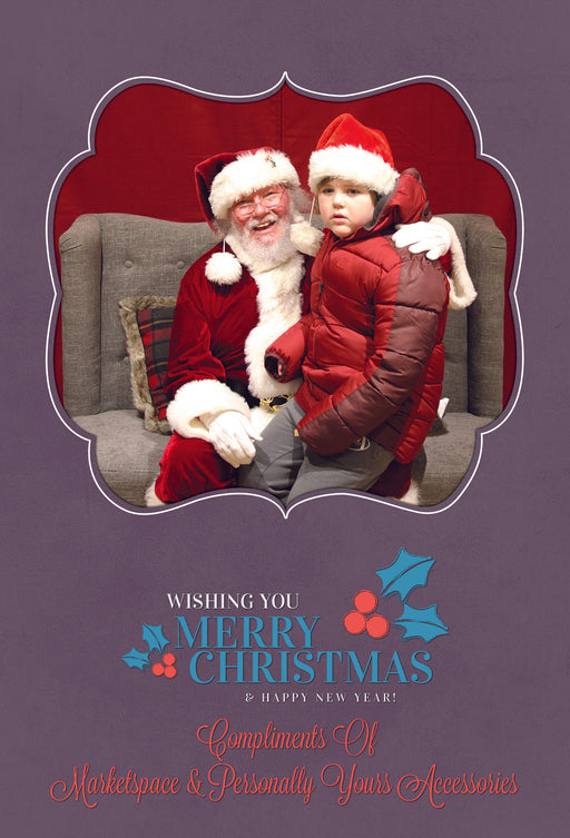 Digital Download of Photo IMG_9115 with Santa from Westfield, , Personally Yours Accessories