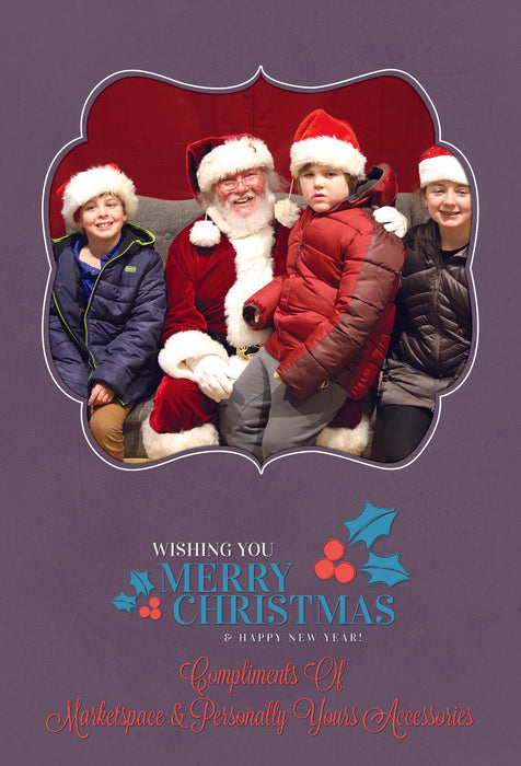 Digital Download of Photo IMG_9119 with Santa from Westfield, , Personally Yours Accessories