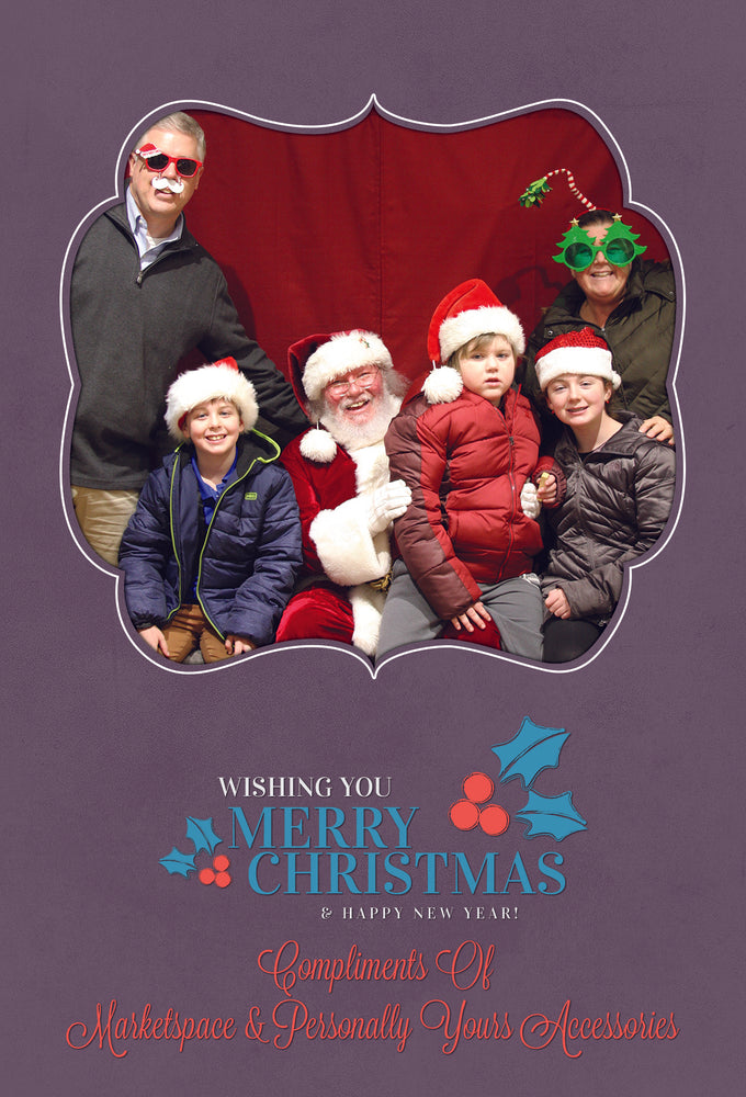 Digital Download of Photo IMG_9120 with Santa from Westfield, , Personally Yours Accessories