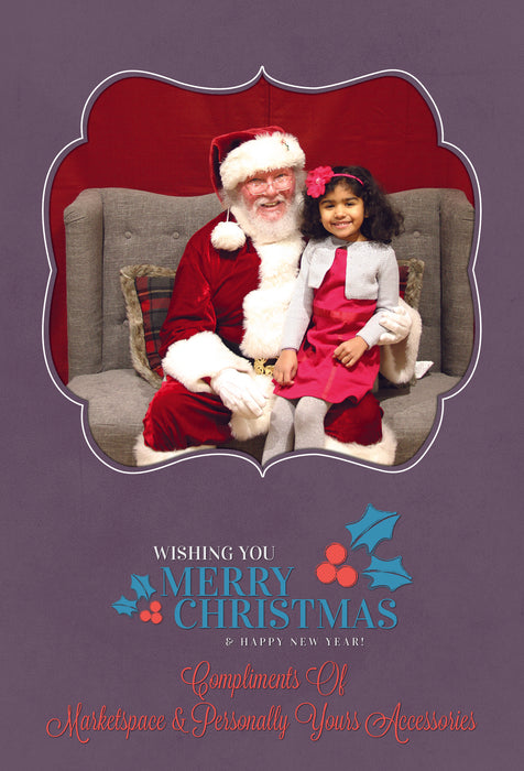 Digital Download of Photo IMG_9124 with Santa from Westfield, , Personally Yours Accessories