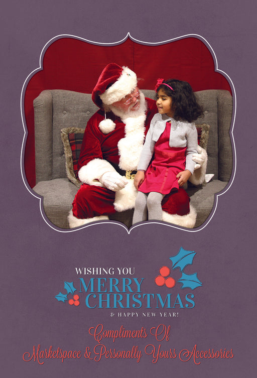 Digital Download of Photo IMG_9125 with Santa from Westfield, , Personally Yours Accessories