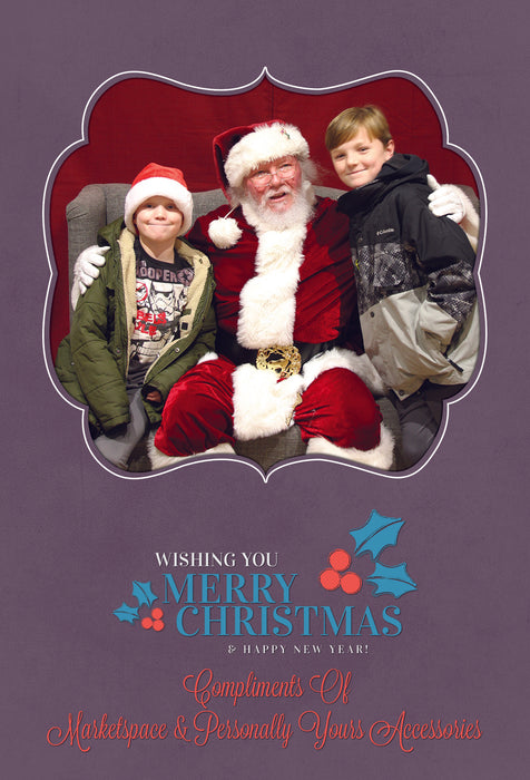Digital Download of Photo IMG_9132 with Santa from Westfield, , Personally Yours Accessories