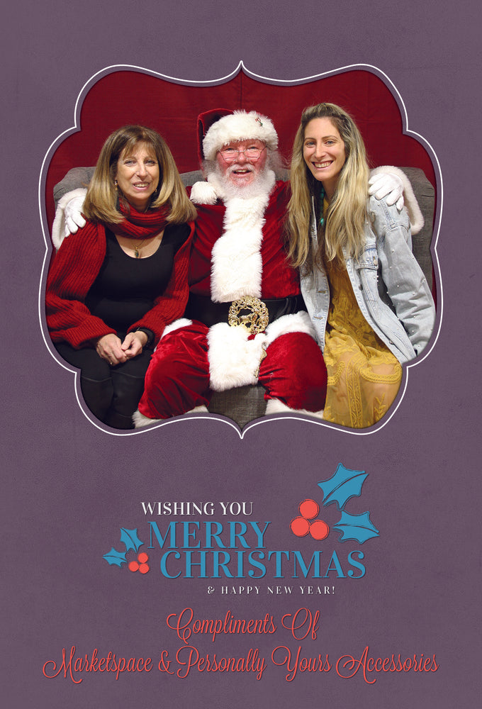 Digital Download of Photo IMG_9133 with Santa from Westfield, , Personally Yours Accessories