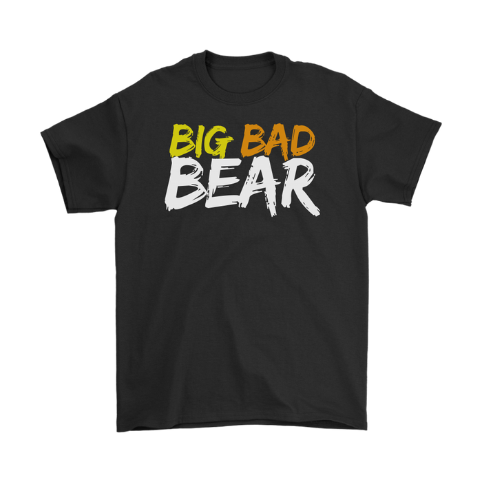 BIG BAD BEAR, T-shirt, Personally Yours Accessories