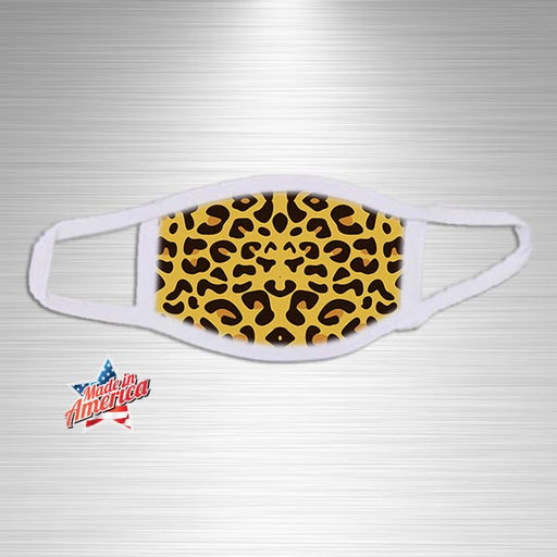 Leopard Print Essential Accessory, Facial Mask, Personally Yours Accessories