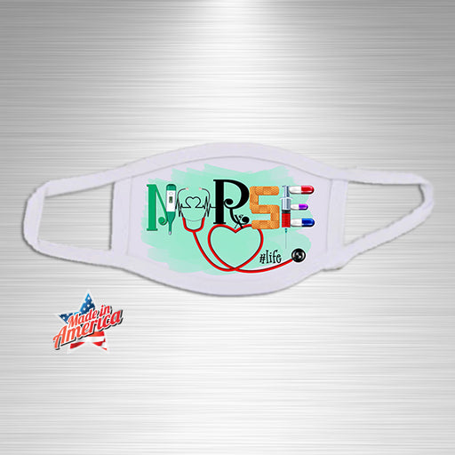 Nurse Life Essential Accessory, Facial Mask, Personally Yours Accessories