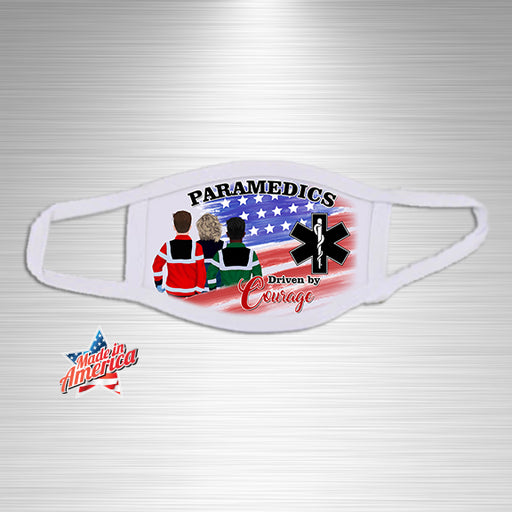 Paramedics Courage Essential Accessory, Facial Mask, Personally Yours Accessories