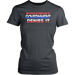 Don`t believe any rumor until the government denies it, T-shirt, Personally Yours Accessories