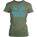 I wouldn't Exactly say I'm lazy but it's good thing that breathing is a reflex, T-shirt, Personally Yours Accessories