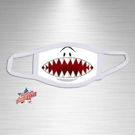 Mean Shark Essential Accessory, Facial Mask, Personally Yours Accessories