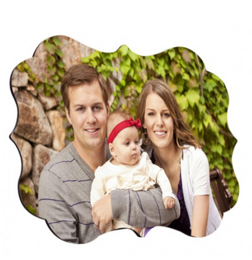 "Benelux Photo Panel (Horizontal Or Vertical) 5.38""X7.24"", Photo Frames, Personally Yours Accessories"