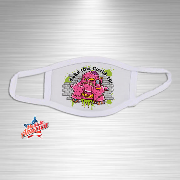 Custom and Personalized Essential Accessory, Facial Mask, Personally Yours Accessories