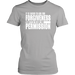 It is easier to ask for forgiveness than it is to ask for permission, T-shirt, Personally Yours Accessories