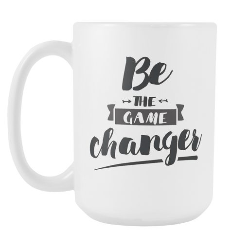 Be the Game Changer Left
