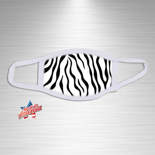 Zebra Print Essential Accessory, Facial Mask, Personally Yours Accessories
