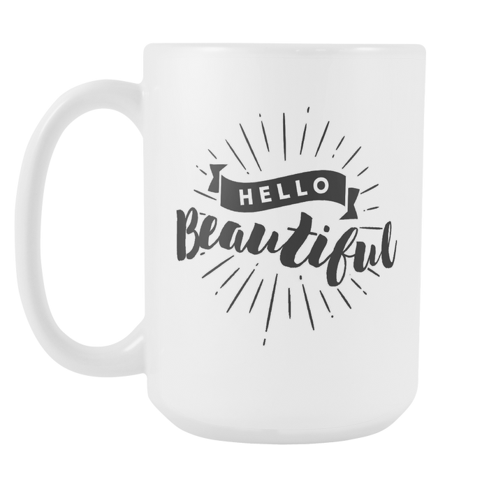Hello Beautiful - Without Graphic Right