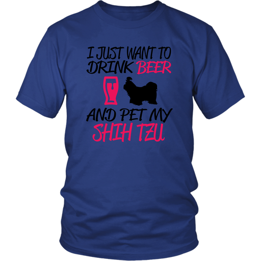 Pet my Shih Tzu, T-shirt, Personally Yours Accessories