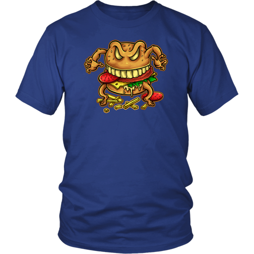 Curse Of The Burger, T-shirt, Personally Yours Accessories
