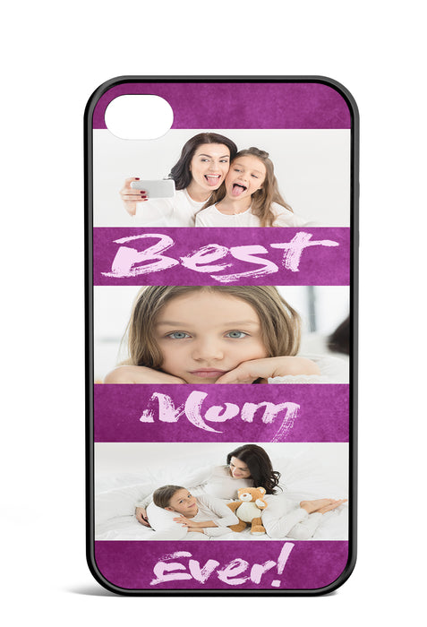 Best Mom Ever with Custom Photos, Phone Case, Personally Yours Accessories