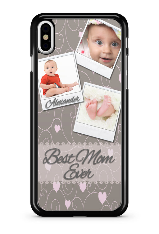 3 Photo Custom Polaroid Phone Case, Phone Case, pyaonline
