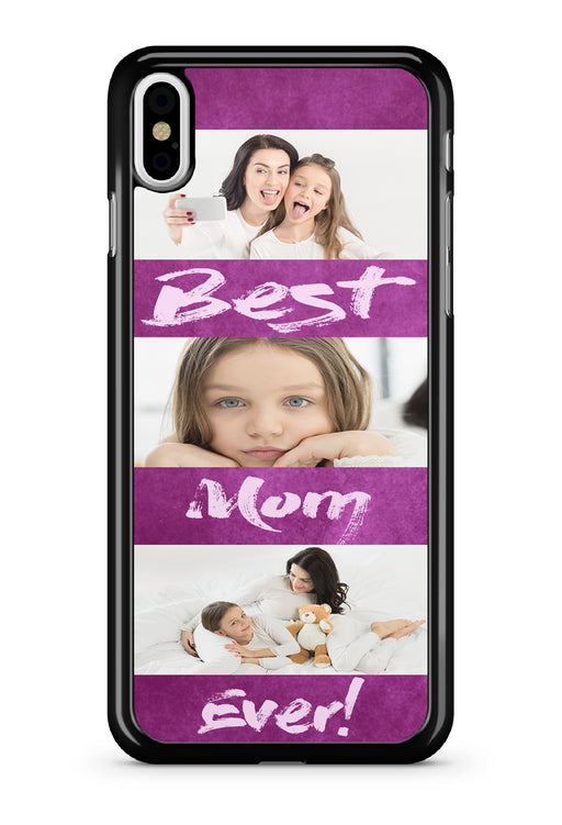 Best Mom Ever with Custom Photos, Phone Case, pyaonline
