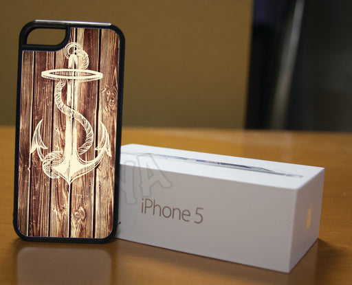 Wood Deck Plank Nautical Phone Case for Apple iPhone & iTouch Devices