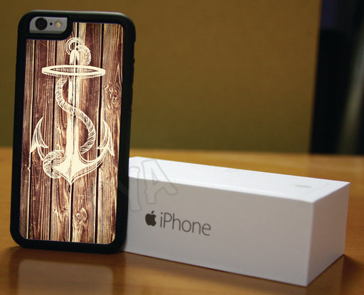Wood Deck Plank Nautical, Phone Case, Personally Yours Accessories