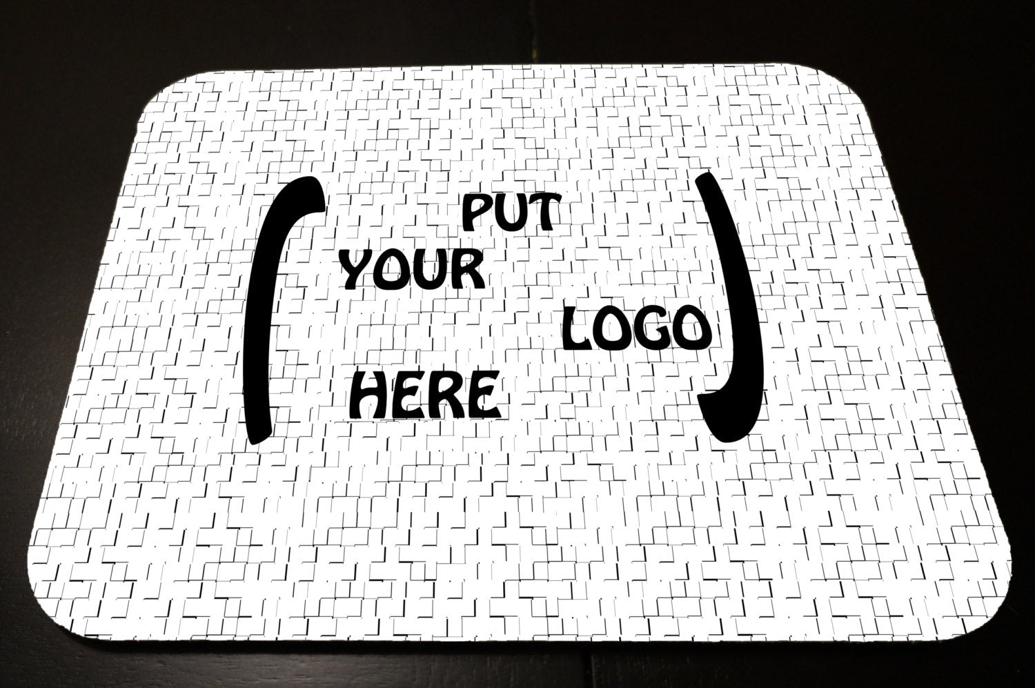 Custom Logo or Photo Mouse pad with 1 image, Accessories, Personally Yours Accessories