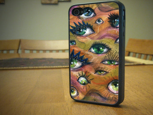 Roaming Eyes, Phone Case, Personally Yours Accessories